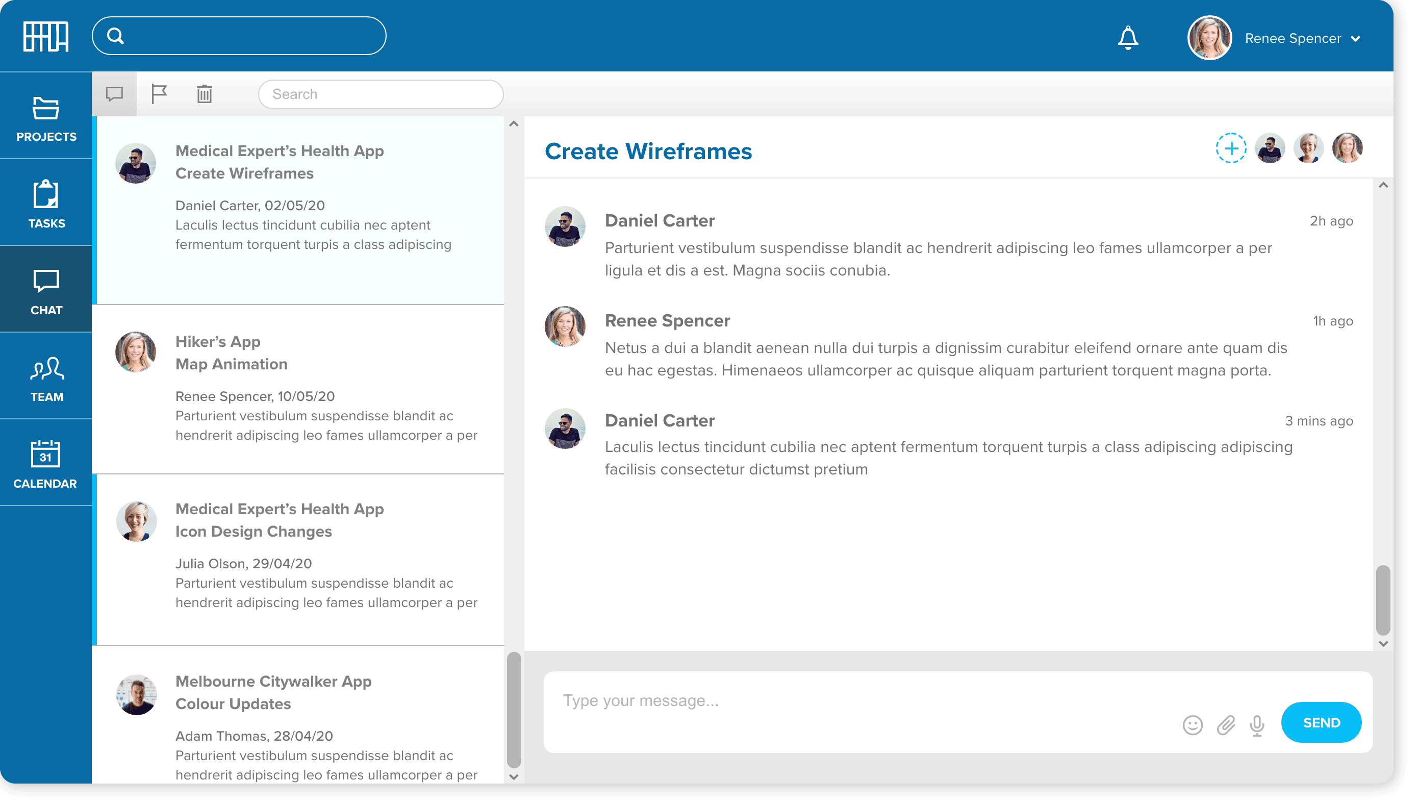 Effica Chat